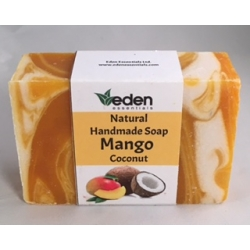 Eden Bar Soap (Mango & Coconut)  (110G)