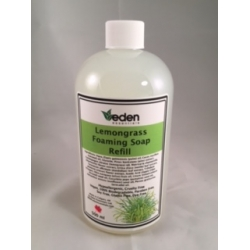 Eden Foaming Hand Soap (Lemongrass) (Refill) (500ml)