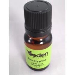 Eden Essential Oil (Eucalyptus) (Radiata) (10ml)