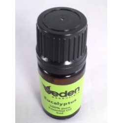 Eden Essential Oil (Eucalyptus) (Radiata) (5ml)