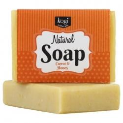 Kogi Bar Soap (Carrot & Honey) (100g)