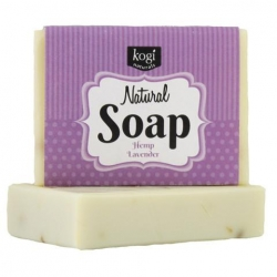 Kogi Bar Soap ( Lavender ) (100g)