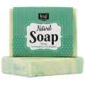 Kogi Bar Soap (Lemongrass Eucalyptus) (100g)