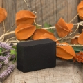 Eden Vegan Bar Soap (Black Charcoal Unscented) (140G)