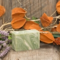 Eden Vegan Bar Soap (Clay & Shea Fresh Mint) (140G)