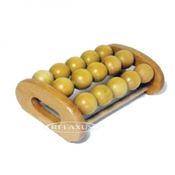 Relaxus Wooden Foot & Body Roller