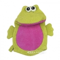 Relaxus Bath Mitt Friends (Frog)