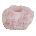 Rose Quartz Tea Light Holder (680gram)