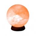 Himalayan Salt Lamp (Sphere)(1.25-2.25 KG)**